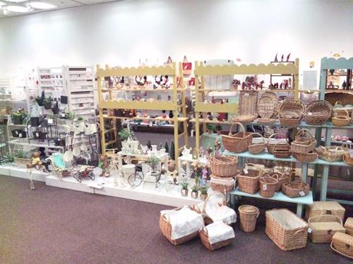 丸和貿易さんの展示会に行って来ました。